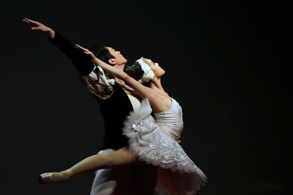 Chinese ballet performances wow Egyptian audience